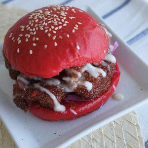 Red Eye Burger