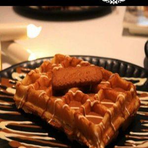 belgian waffle lotus