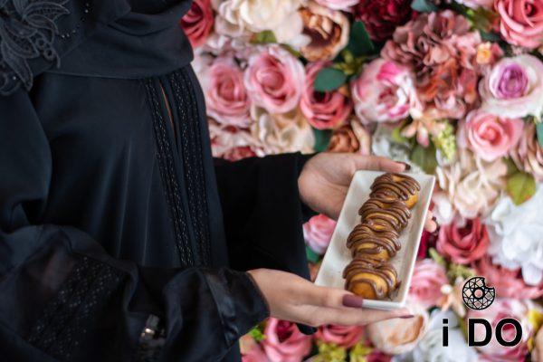 i do nutella donut