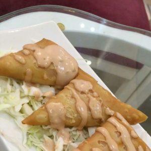 chicken sambosa